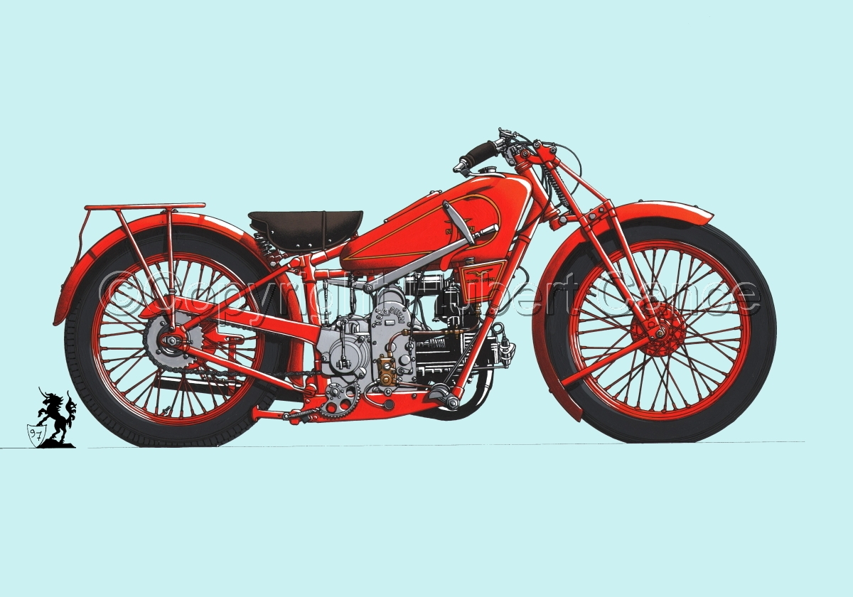 Moto Guzzi 500S #2 (large view)