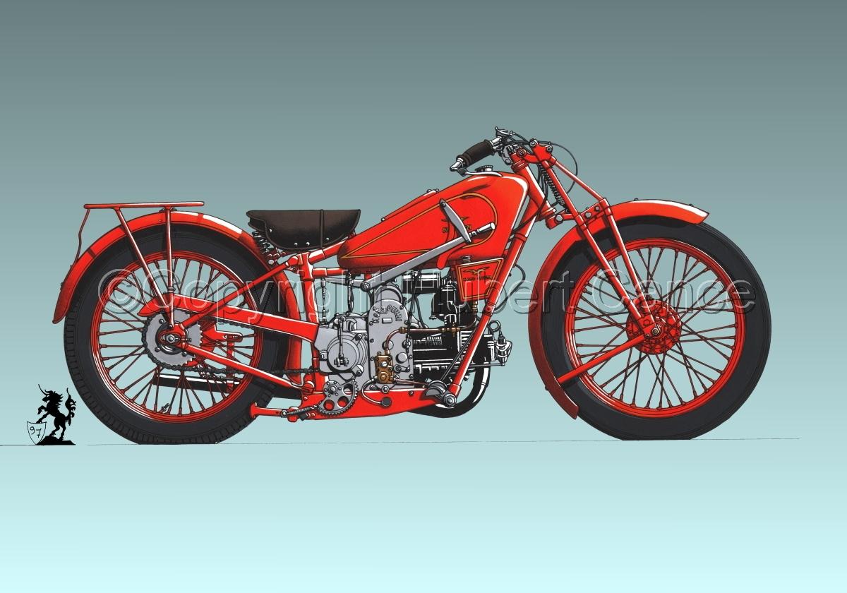 Moto Guzzi 500S #3 (large view)