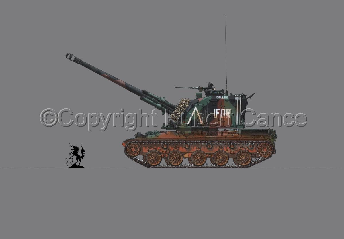 AMX 30 GCT 155 AUF-1 #1.2 (large view)
