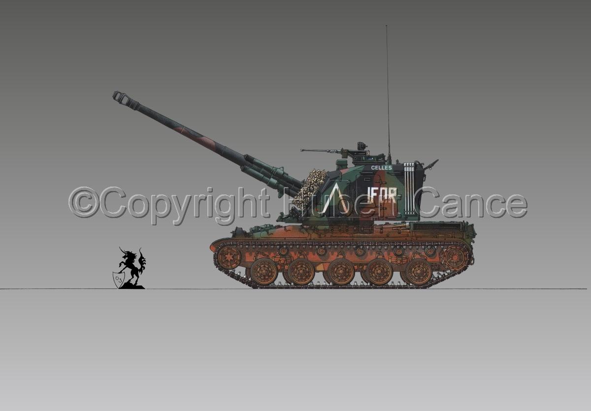 AMX 30 GCT 155 AUF-1 #1.3 (large view)