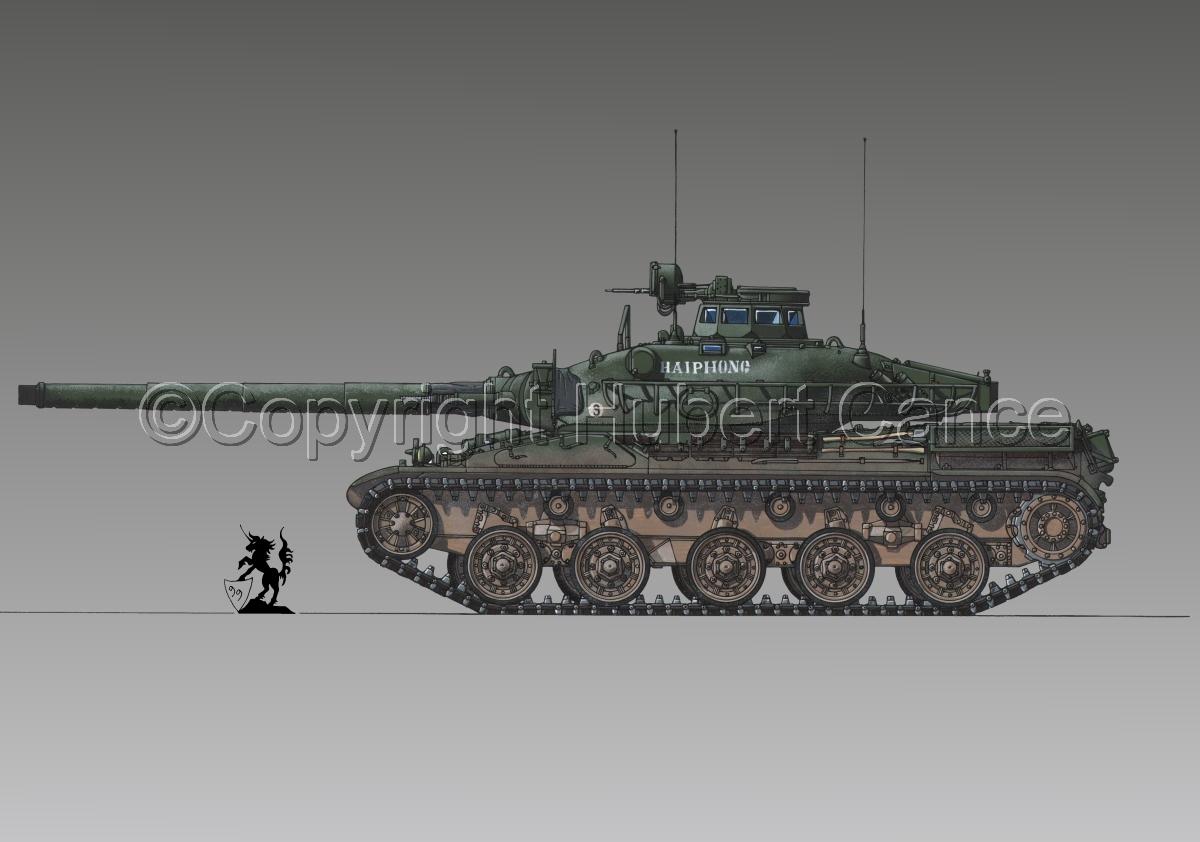 AMX 30B2 #1.3 (large view)