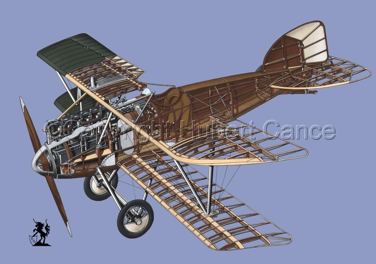 Albatros D.III #1.2 (large view)