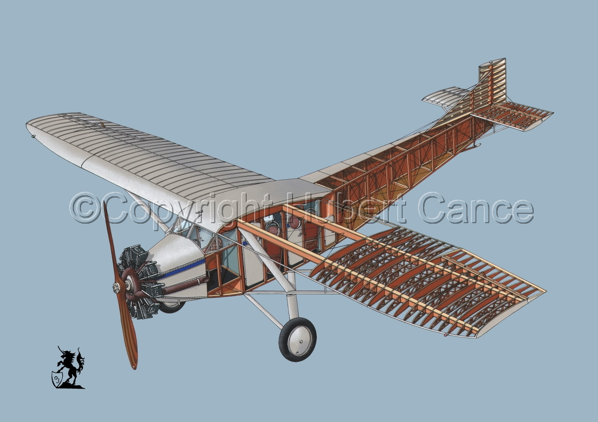 Farman F190 #1.2 (large view)