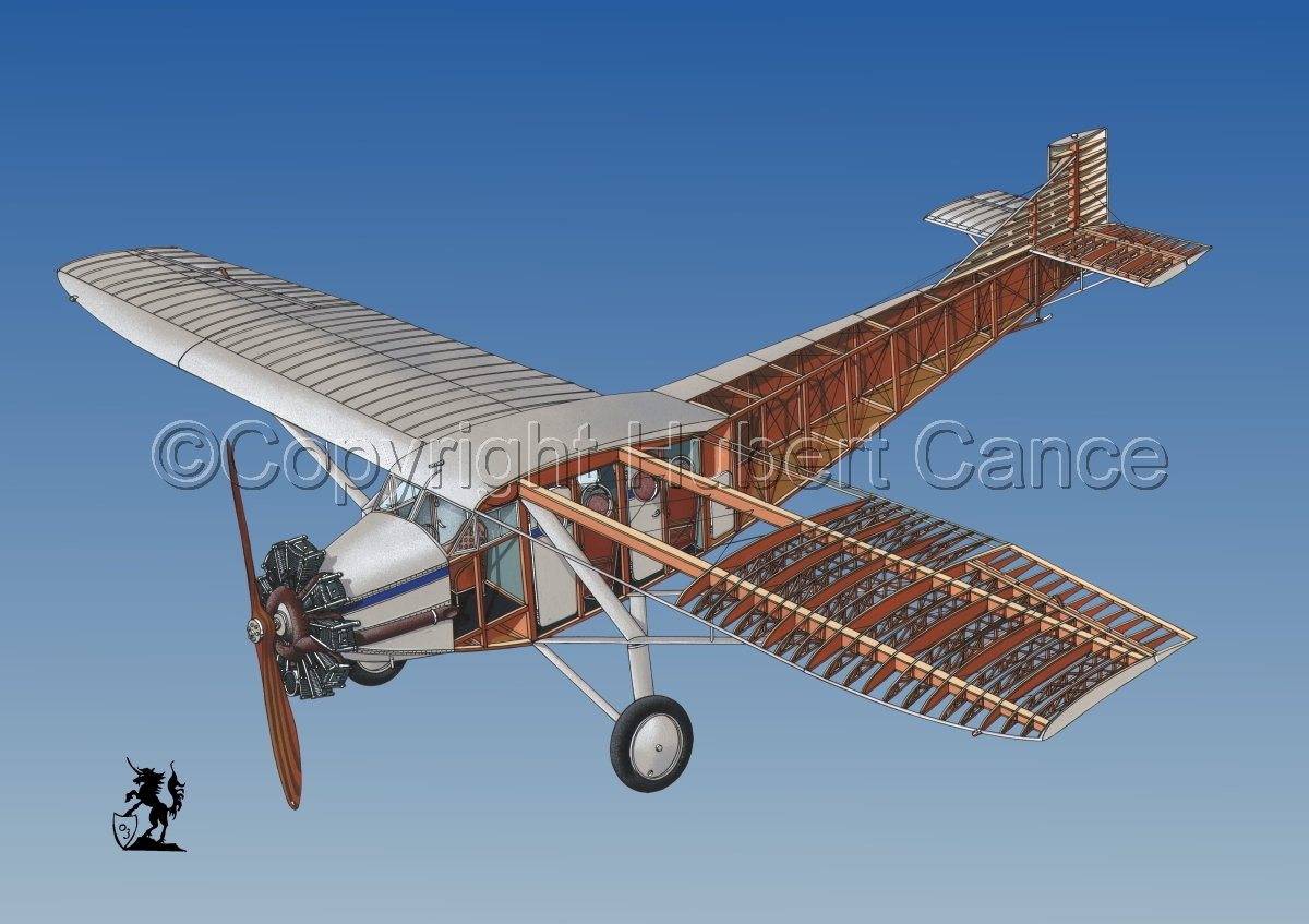 Farman F190 #1.3 (large view)
