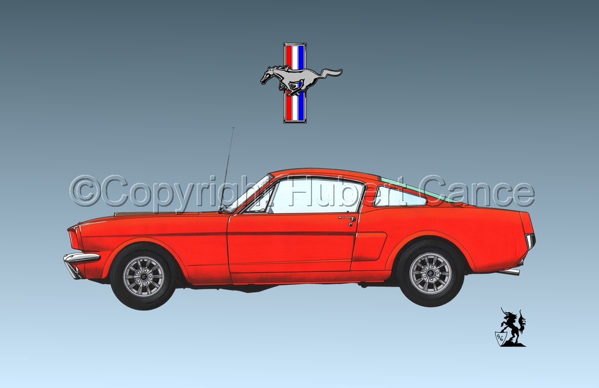 Ford Mustang (Logo #1.3) (large view)
