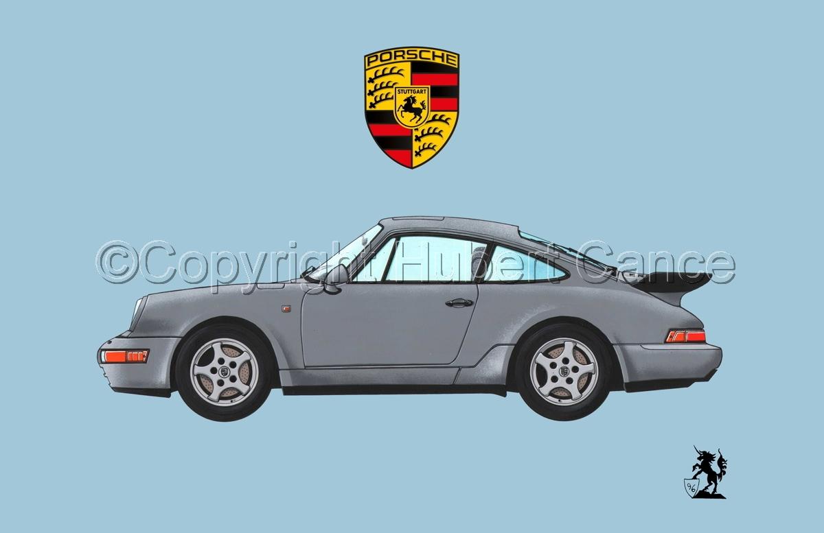 Porsche 911 (Logo #1.2) (large view)