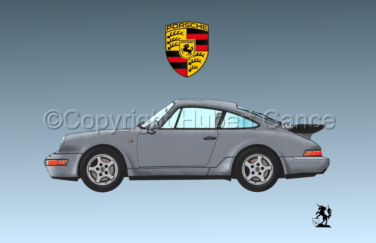Porsche 911 (Logo #1.3) (large view)