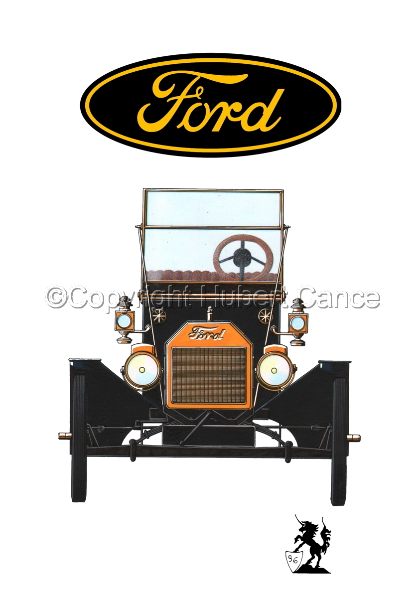 Ford T (Logo #1.1) (large view)