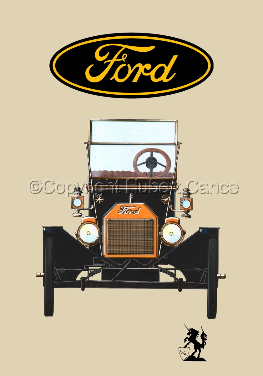 Ford T (Logo #1.2) (large view)