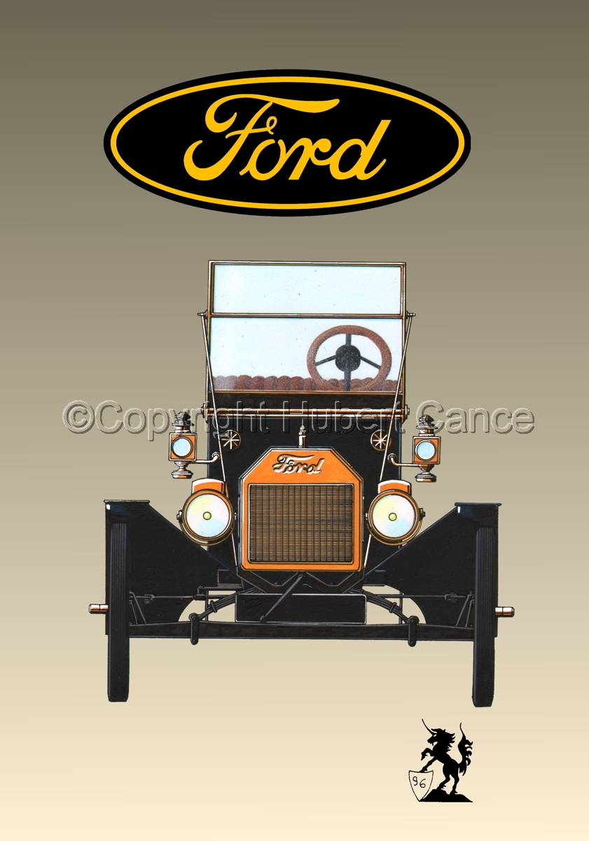 Ford T (Logo #1.3) (large view)