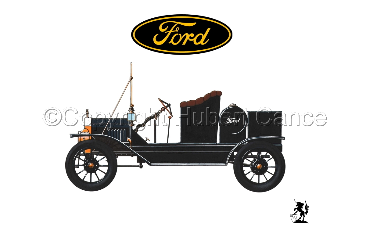 Ford T (Logo #2.1) (large view)