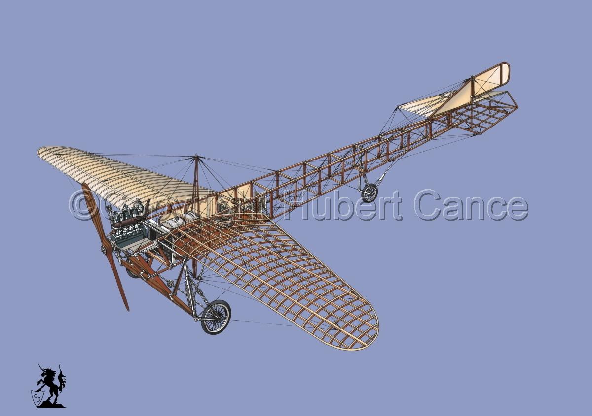 Tellier Monoplan #1.2 (large view)