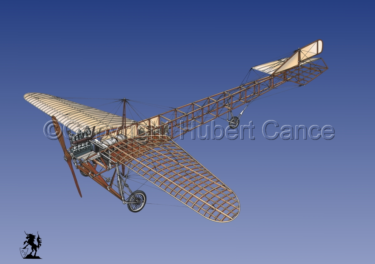 Tellier Monoplan #1.3 (large view)