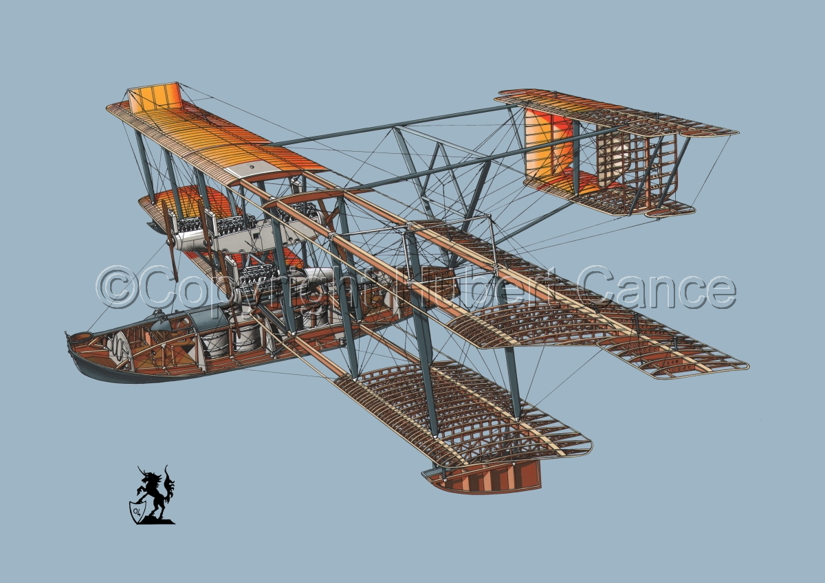 Curtiss NC-4 Transatlantic #1.2 (large view)