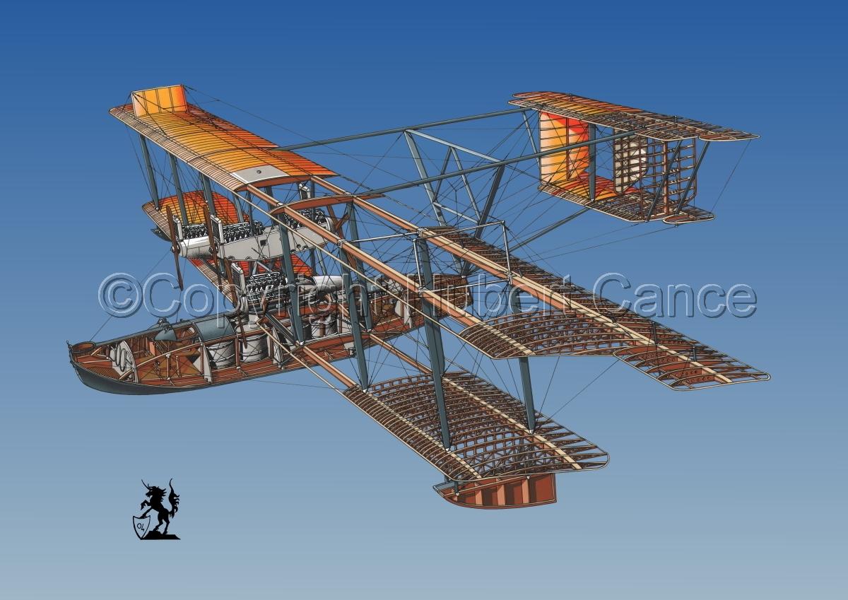 Curtiss NC-4 Transatlantic #1.3 (large view)