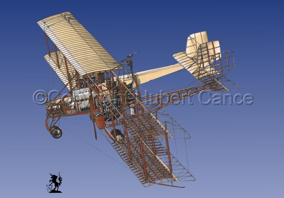 Caproni Ca.3 #1.3 (large view)