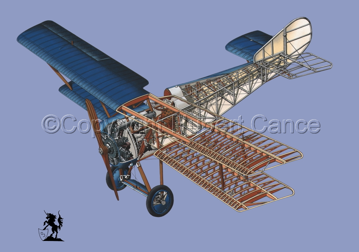 Hanriot HD.1 #1.2 (large view)
