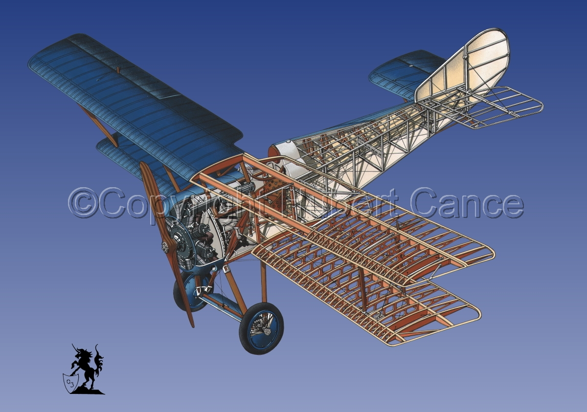 Hanriot HD.1 #1.3 (large view)