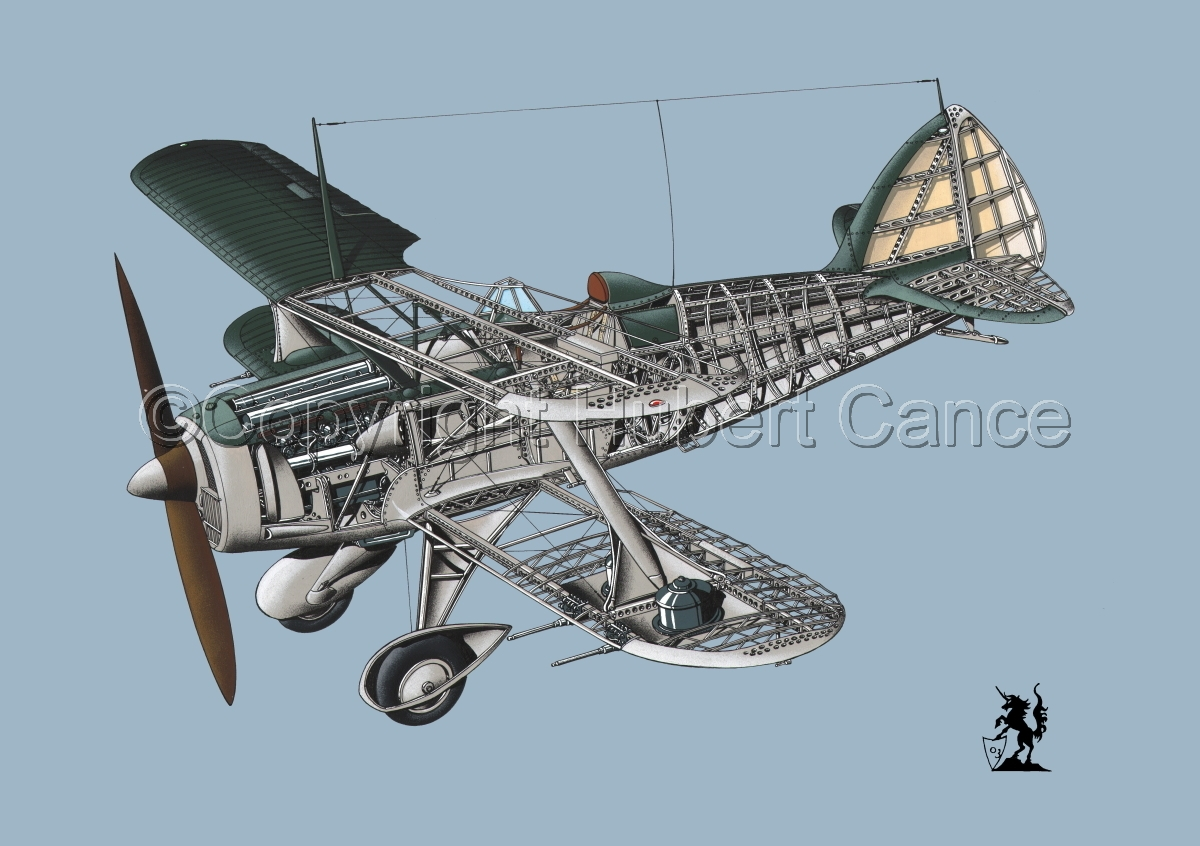 Blériot-SPAD 510 #1.2 (large view)