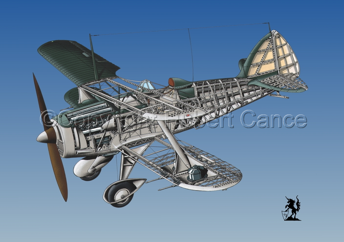 Blériot-SPAD 510 #1.3 (large view)