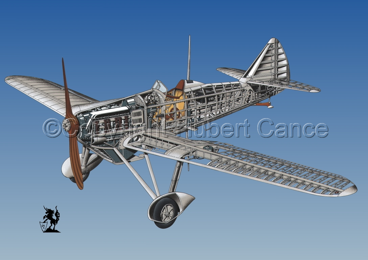 Dewoitine D.501 #1.3 (large view)
