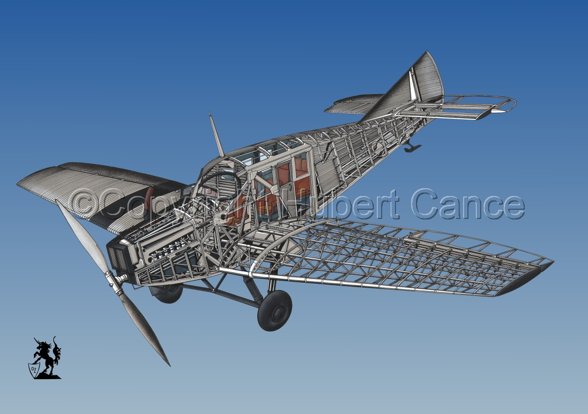 Junkers F.13 #1.3 (large view)