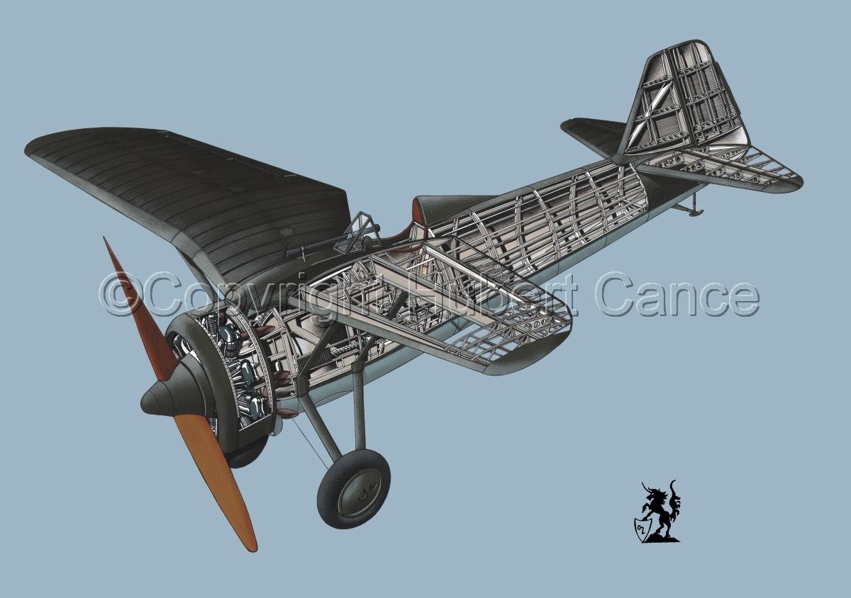 PZL P.7a #1 (large view)