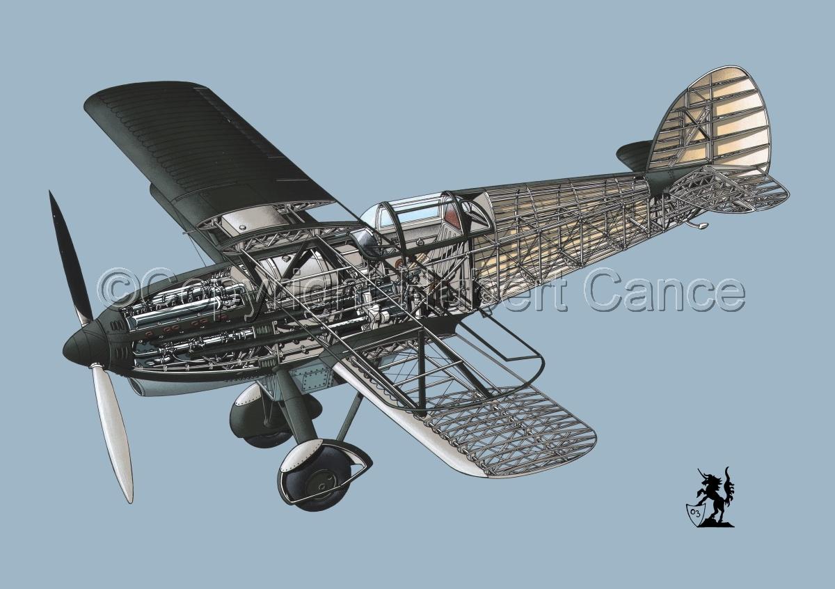 Avia B-534N #2 (large view)