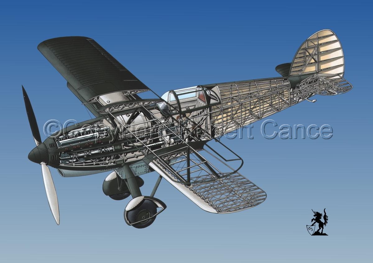 Avia B-534N #3 (large view)