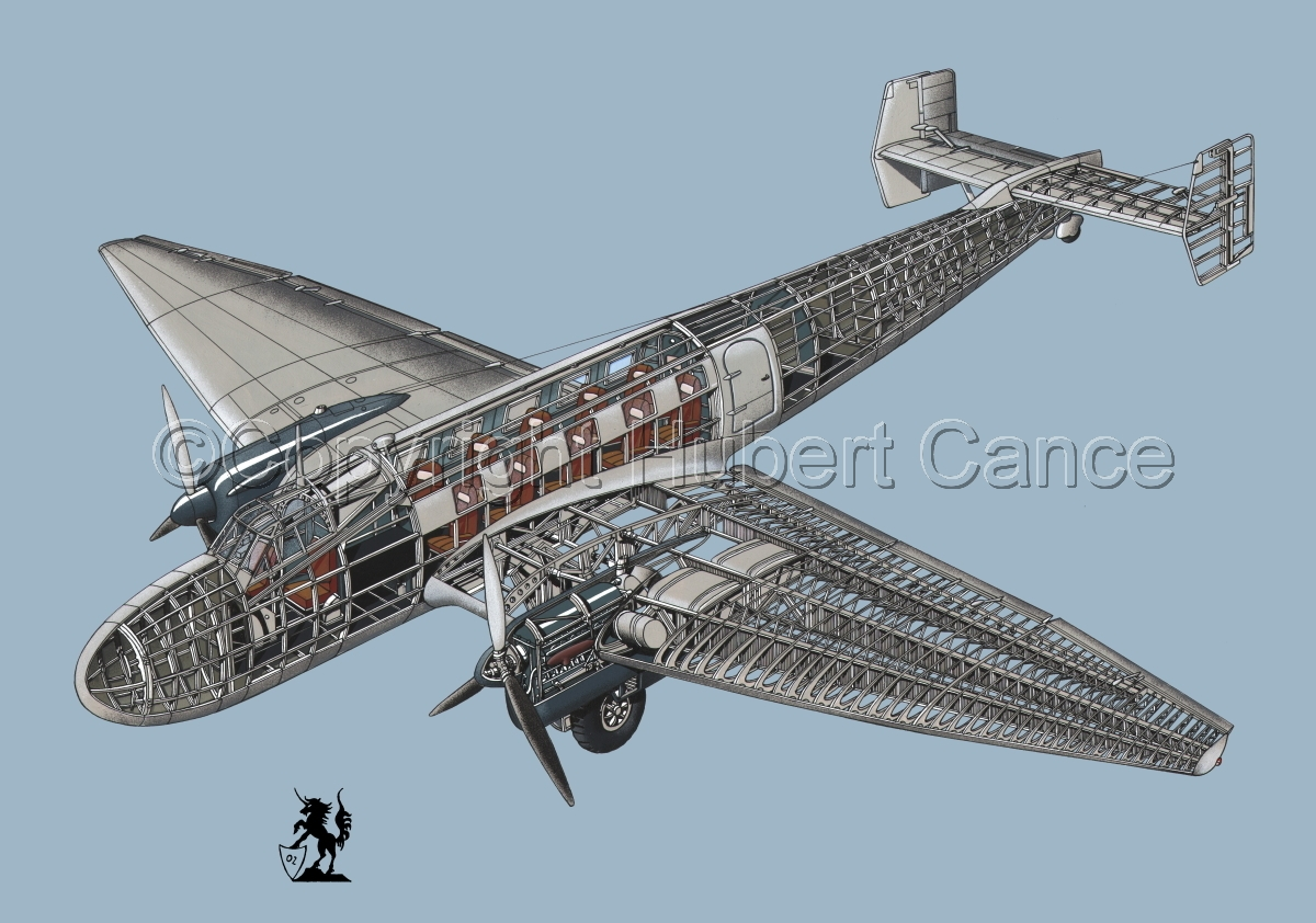 Junkers Ju 86 C1 #2 (large view)