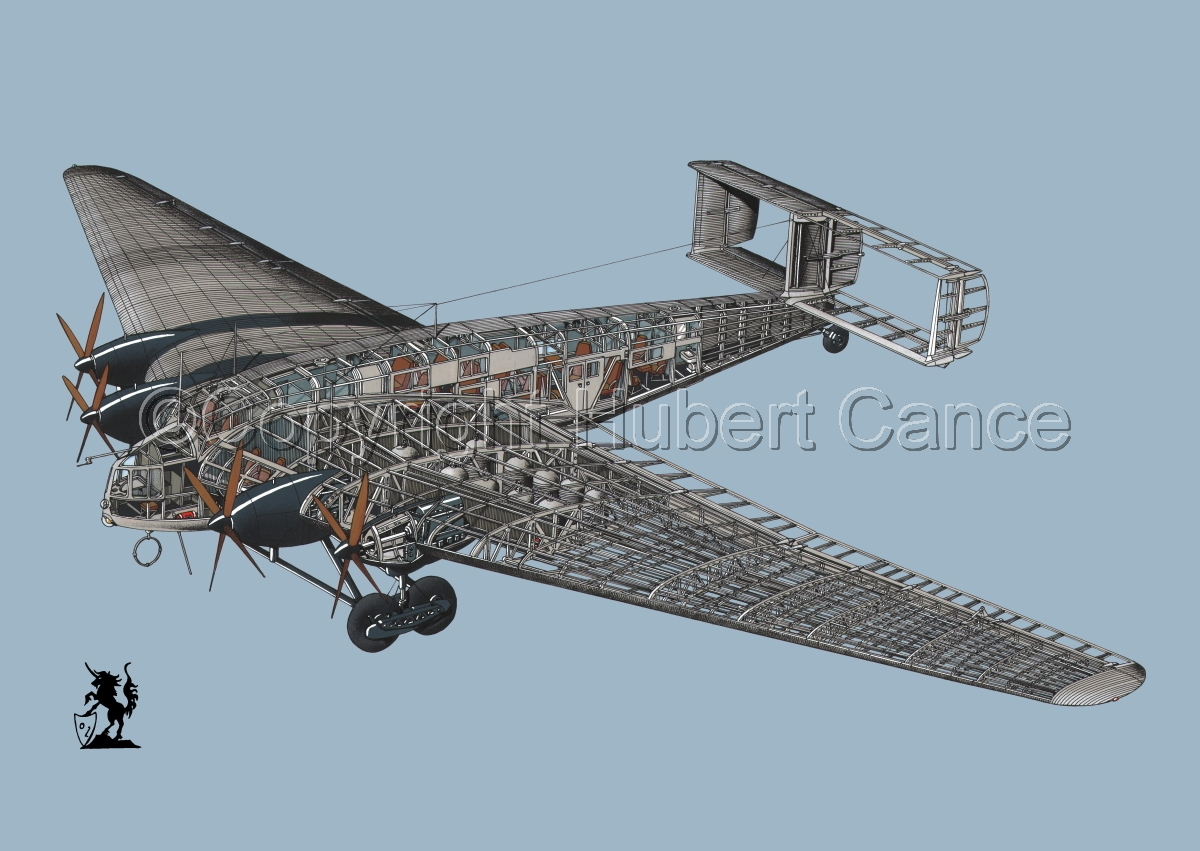 Junkers G 38 ce #2 (large view)
