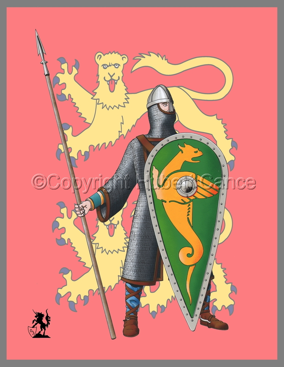 Normand Knight, Hastings (1066) (Banner) (large view)