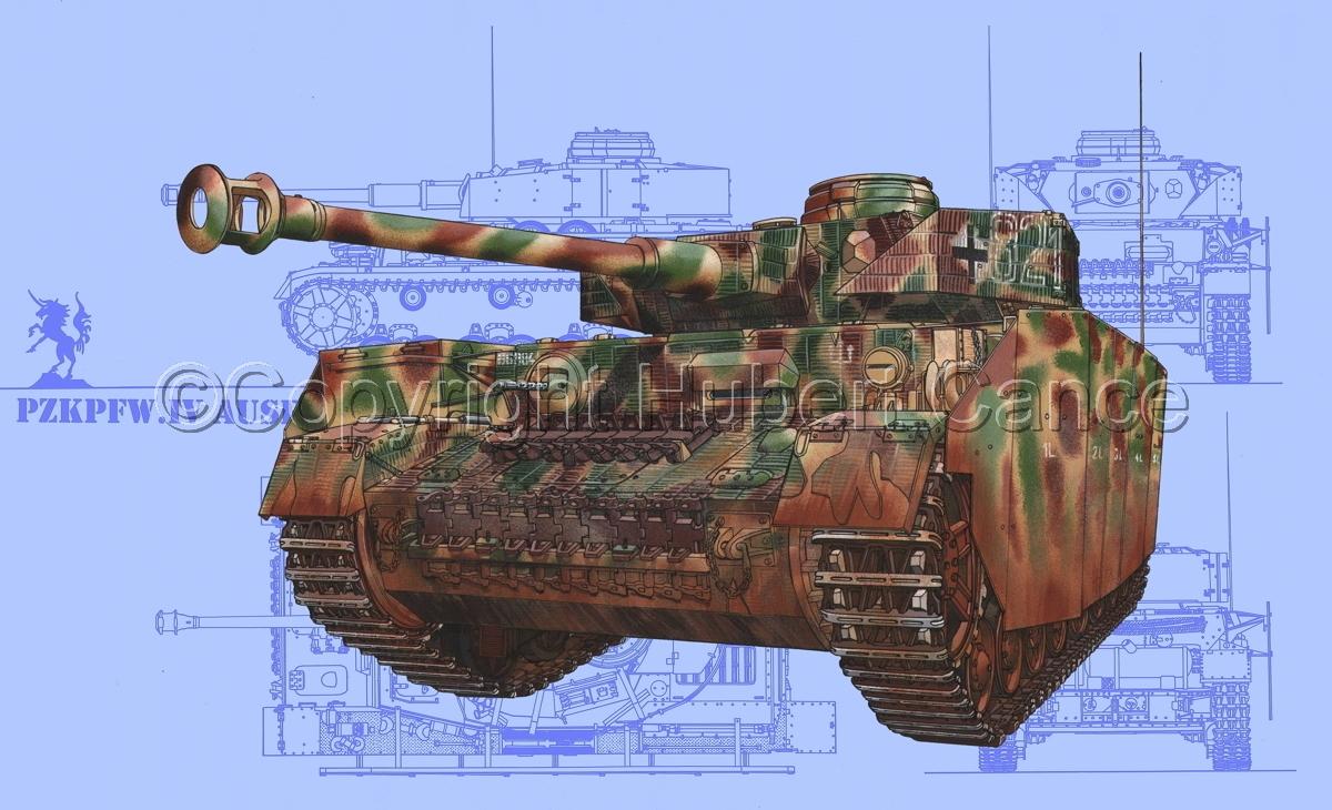 PzKpfw.IV Ausf.G (Blueprint #1) (large view)