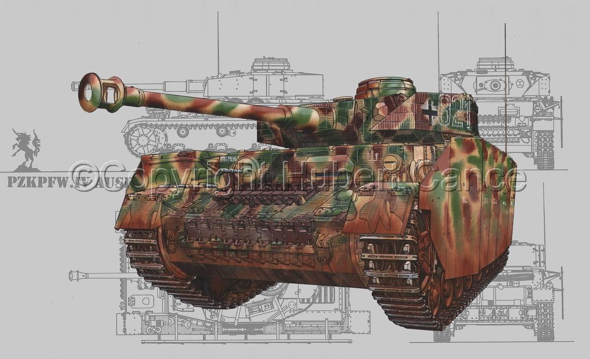 PzKpfw.IV Ausf.G (Blueprint #2) (large view)