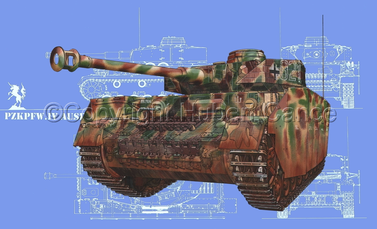 PzKpfw.IV Ausf.G (Blueprint #3) (large view)