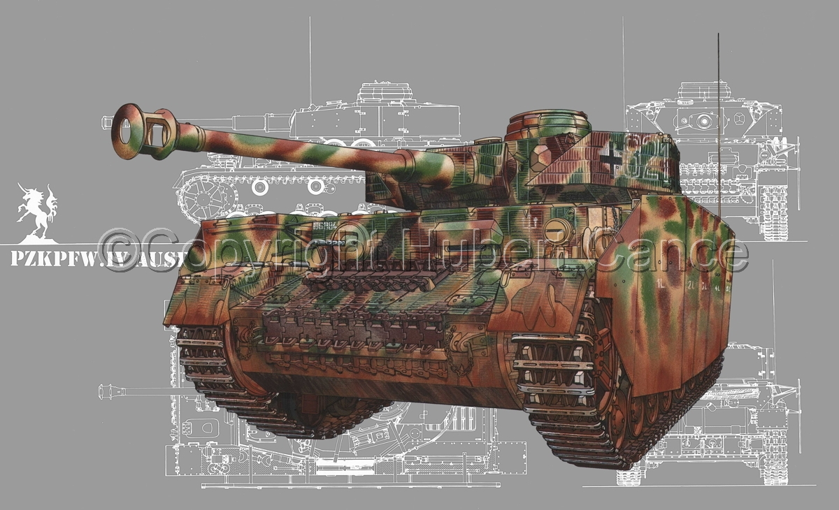 PzKpfw.IV Ausf.G (Blueprint #4) (large view)