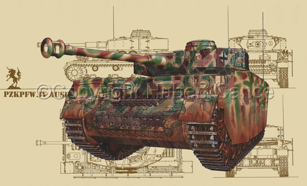PzKpfw.IV Ausf.G (Blueprint #5) (large view)