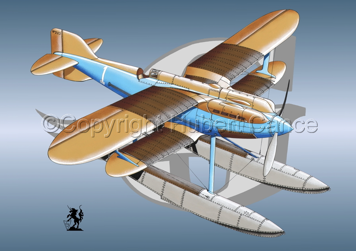 Gloster IVb Racer (Logo) (large view)