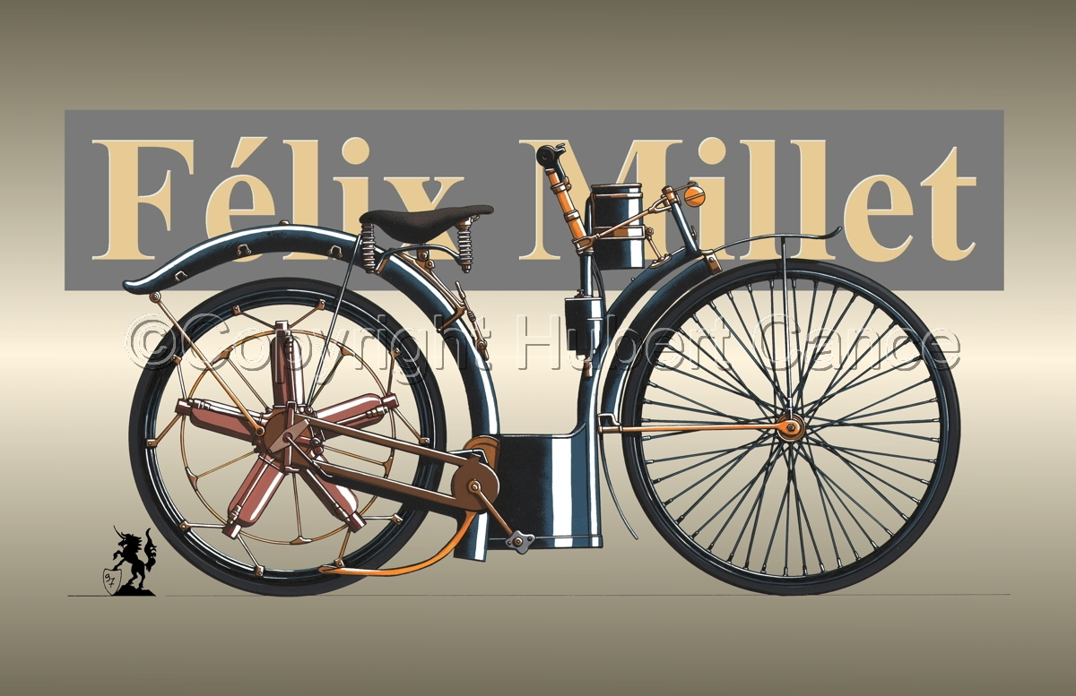 Felix Millet (1897) (Logo #1) (large view)