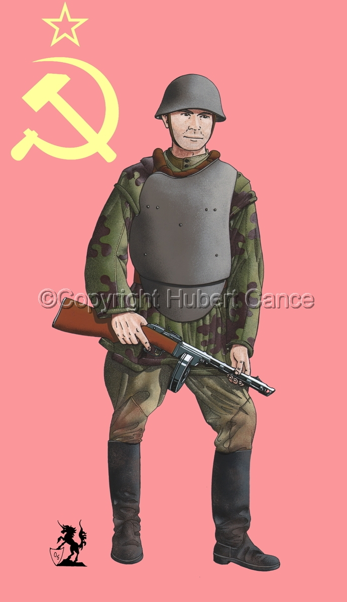 Soviet Pioneer (1944) (Flag) (large view)