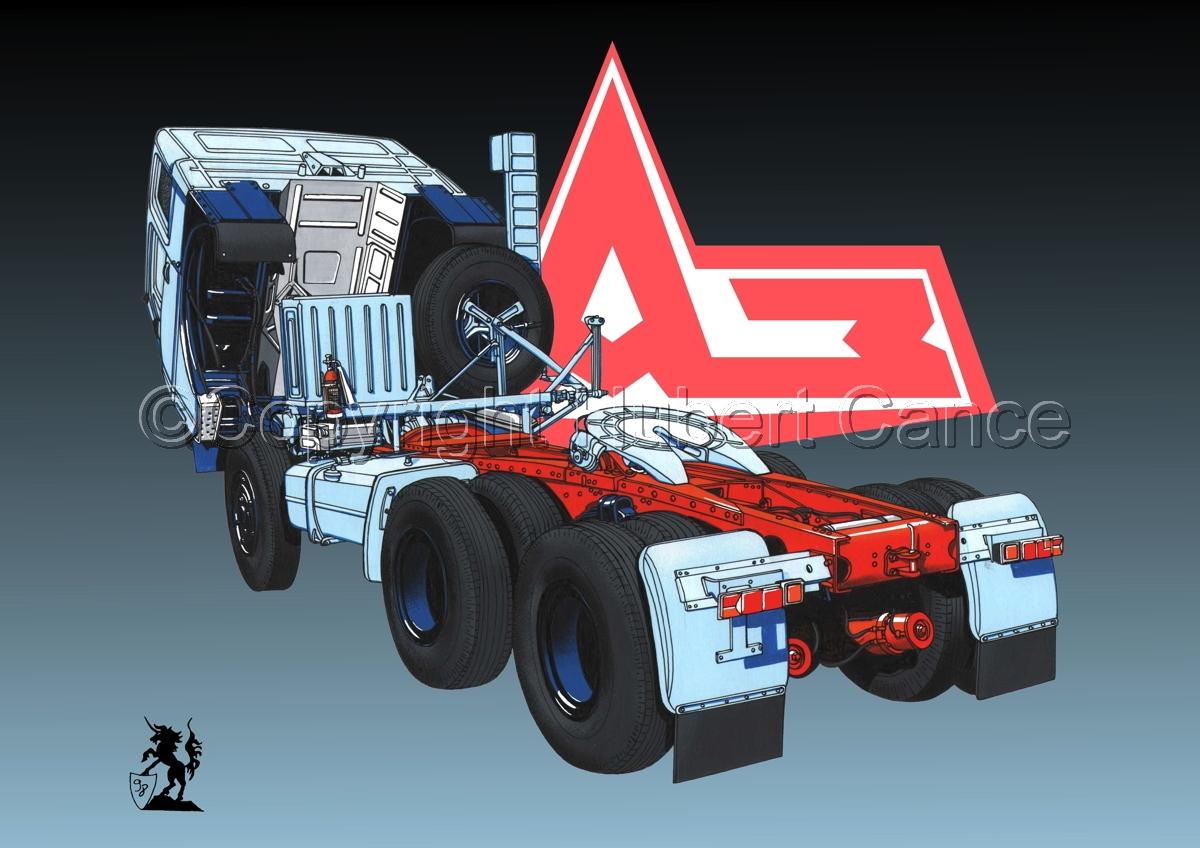 MAZ-6422 (Logo #1) (large view)