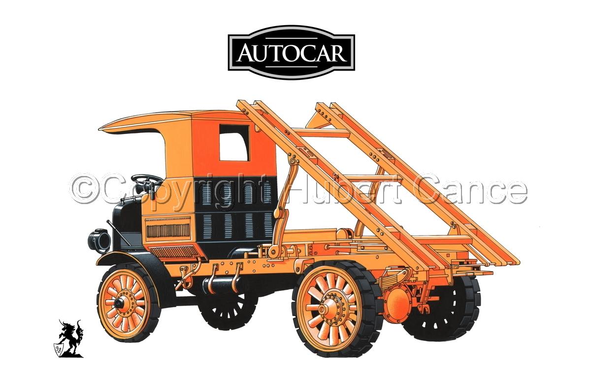 Autocar 2 Ton. (Logo #1.1) (large view)