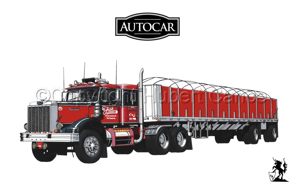 Autocar Model A64B (Logo #1.1) (large view)