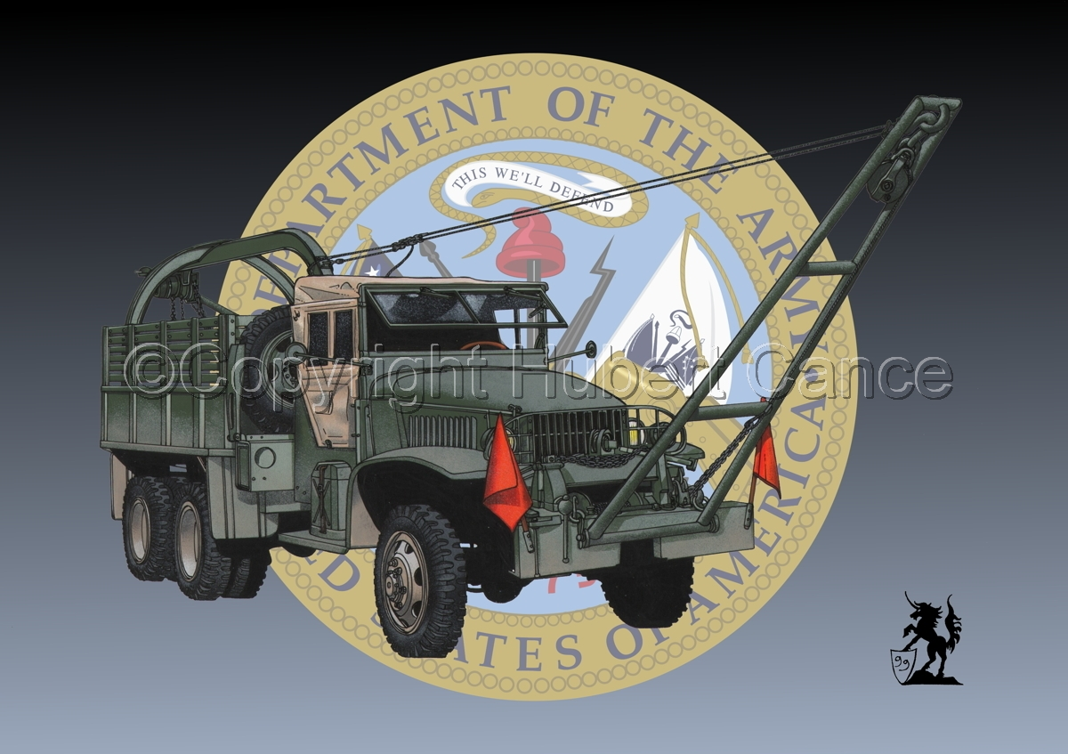 GMC CCKW-352 Lot.7 (Insignia #1) (large view)