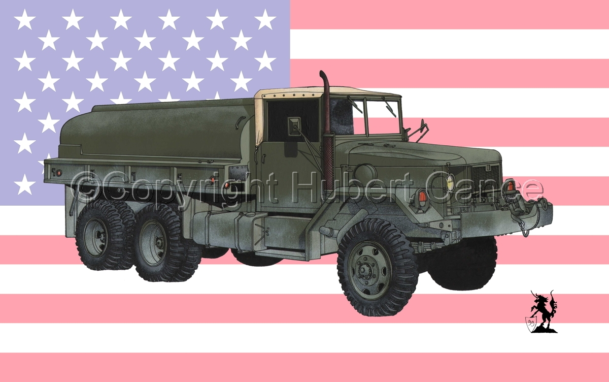AM M49/50 Tanker (Flag #1) (large view)
