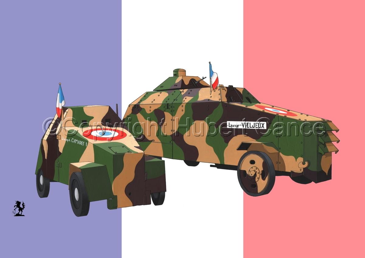 Blindes improvises de La Rochelle (Flag) (large view)