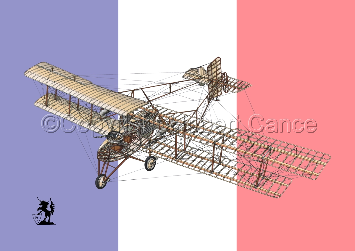 Bréguet Michelin Br.M5 (Flag #1) (large view)