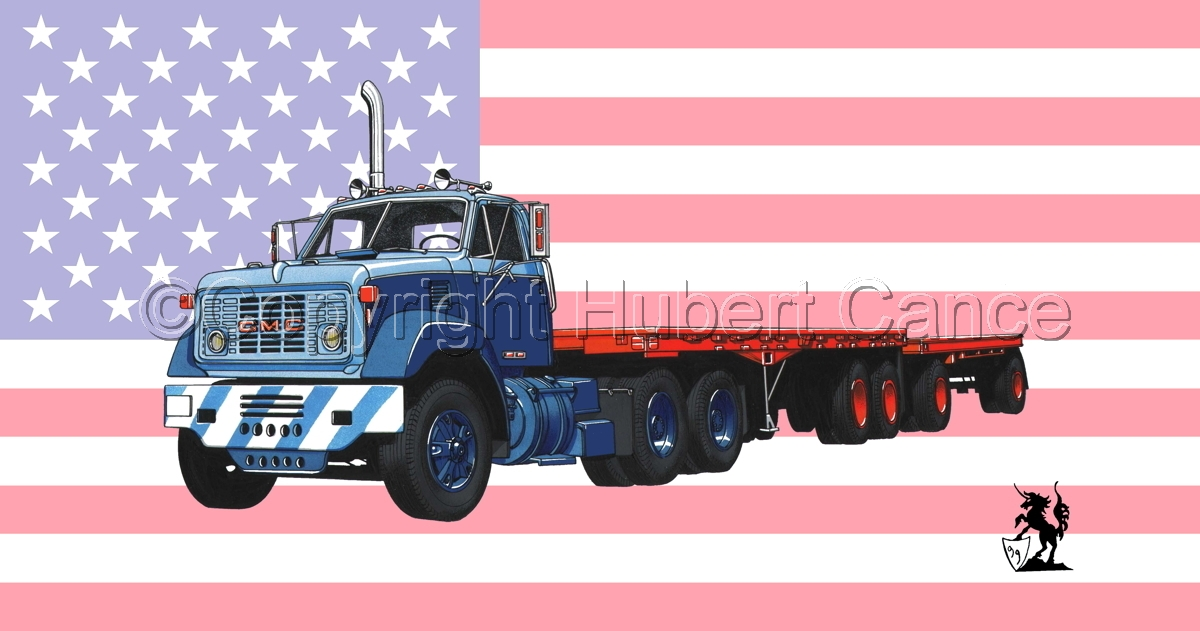 GMC Model 9500 (Flag #1) (large view)