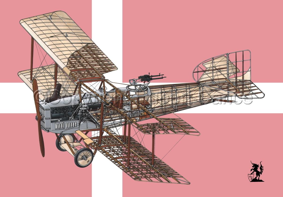Breguet XIV B2 (Flag #3) (large view)