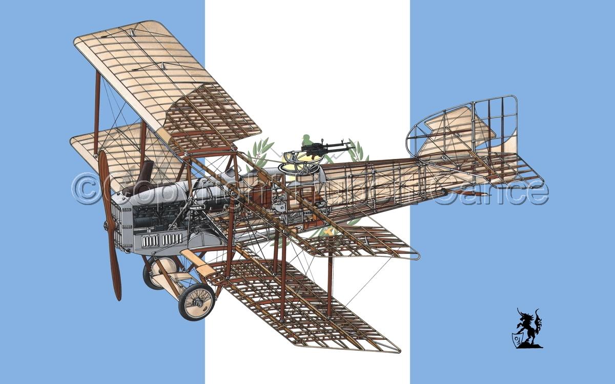 Breguet XIV B2 (Flag #6) (large view)